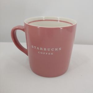 Starbucks Spring Latte 2004 Pink/Rose
